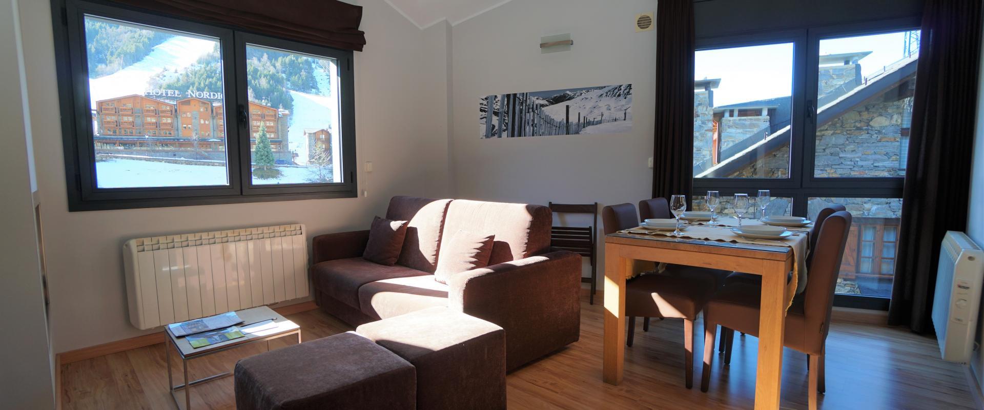 Salon Apartaments Superior El Tarter Andorra