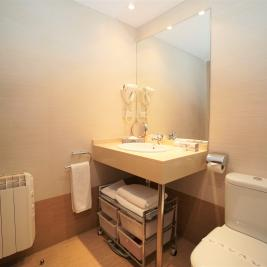 Baño Apartaments Superior El Tarter Andorra