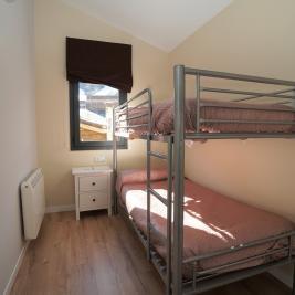 Habitación doble con litera Apartaments Superior El Tarter Andorra